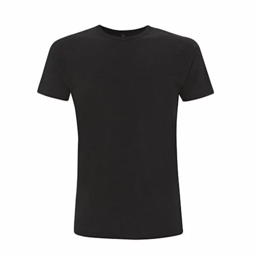 bamboo t-shirt for men black